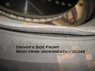 drivers front closeup