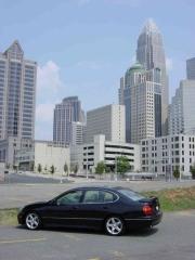 GS CLT City view